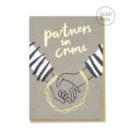 Stormy Knight 'Partners in Crime' Card